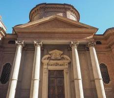 L'église de Santa Pelagia à Turin photo