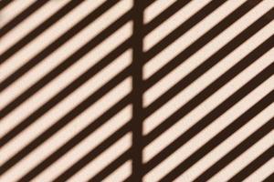 l'effet de lumière d'ombre en gros plan photo