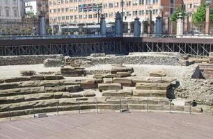 théâtre romain, turin photo