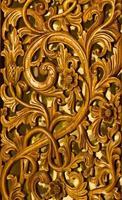 détail de l'artisanat du bois photo