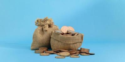 concept investissement stock finance croissance économiser de l'argent photo