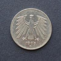 Pièce de 5 marks, Allemagne photo
