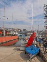 port de Gênes italie photo