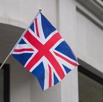 drapeau du royaume-uni uk aka union jack photo