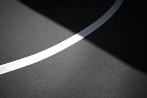 ombres diurnes abstraites de l'extérieur photo