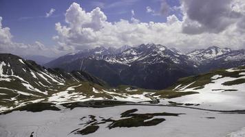 glacier grossglockner en autriche photo