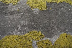 Vieux fond de texture de mur de béton brut blanc photo