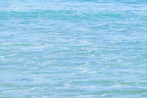 texture de l'eau praia lopes mendes plage ilha grande île au brésil. photo