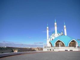 complexe historique et architectural de kazan kremlin russie photo
