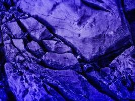 texture de pierre bleue photo