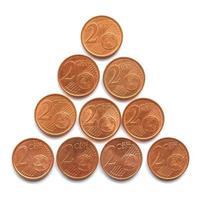 pièces en euros, union européenne photo