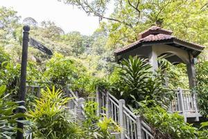 Jardins botaniques perdana à Kuala Lumpur, Malaisie photo