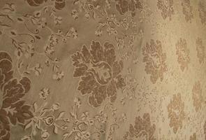tissus turcs pour rideaux et ameublement photo