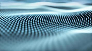 transformation numérique technologie moderne abstrait réseau filaire photo