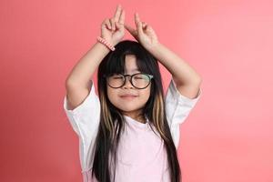jolie fille asiatique photo