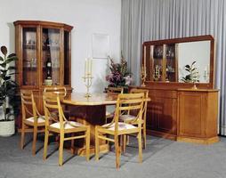 salle à manger design moderne, chambre à coucher, ensembles de salon photo
