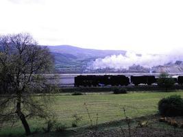 train à vapeur et anatolie photo