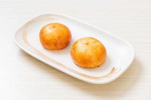 petits pains de lave chinois frits photo