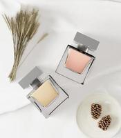vecteur parfum haute couture illustration beauté élégant liquide aromathérapie parfum cosmétique photo