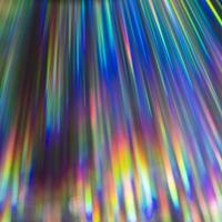 fond holographique métallique photo