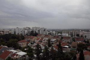 paysages urbains étonnants d'israël, vues sur la terre sainte photo