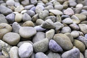 sol en pierre zen photo