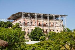 rio de janeiro, brésil, 2015 - rénovation du musée national photo