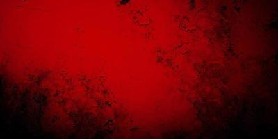 fond effrayant rouge. béton de texture rouge grunge foncé photo