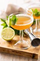 vieux cocktail cubain photo