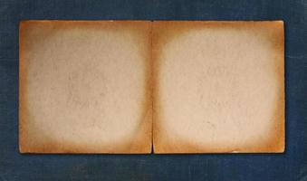 fond de papier grunge terne photo
