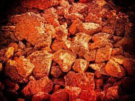 texture de pierre colorée photo