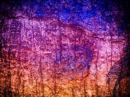 texture de pierre bleue dans le jardin photo