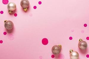 fond de fête pastel rose photo