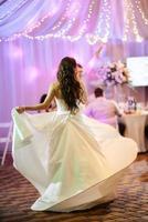 robe de mariée parfaite photo