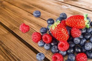 baies, fruits, variation photo