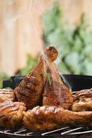 bâtonnets de poulet grillés