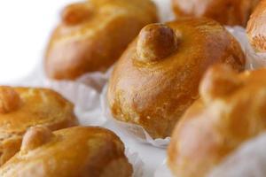 pâtisserie molle turque cuite au four