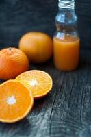 du jus d'orange photo