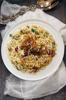 poisson biryani photo
