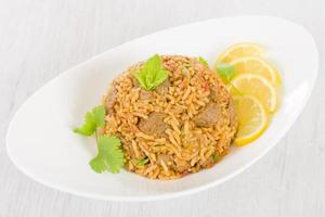 mouton biryani photo