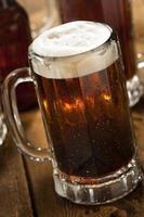 bière froide rafraîchissante