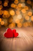 cœurs. photo