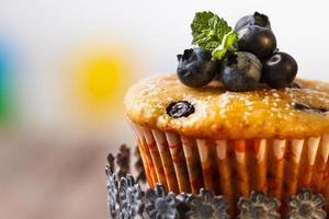 muffins aux bleuets maison
