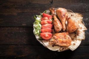 temps de poulet