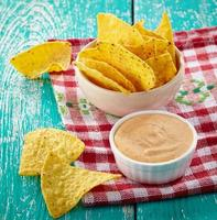 nachos et trempette photo