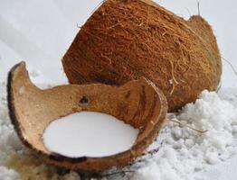 lait de coco photo