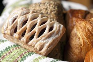 produits de boulangerie frais