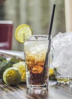 cocktail thé glacé long island photo