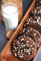 lait et biscuits