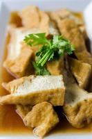 Tofu frit photo